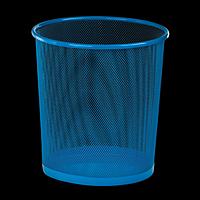 Корзина для паперу, синя