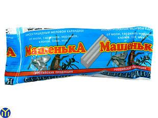 Машенька мелок(карандаш) средство от тараканов, муравьев, насекомых