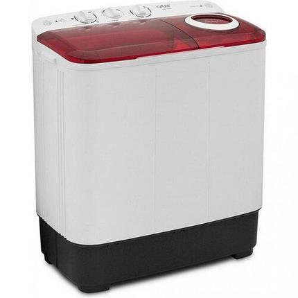 Стиральная машина полуавтомат ARTEL ART TE-60L Red, фото 2