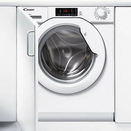 Встраиваемая стиральная машина Candy CBWM 814D-S, фото 2