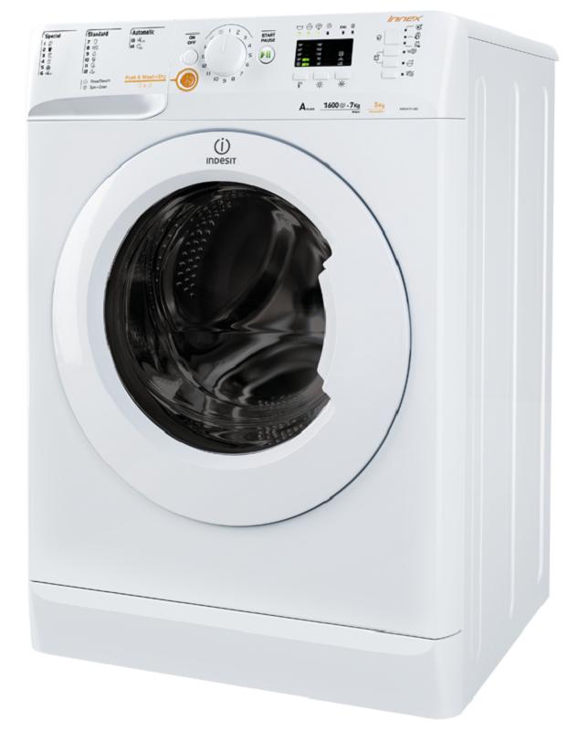 Стиральная машина с сушкой Indesit XWDA 751680X W EU