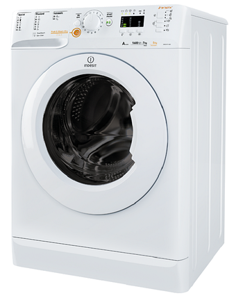 Стиральная машина с сушкой Indesit XWDA 751680X W EU, фото 2