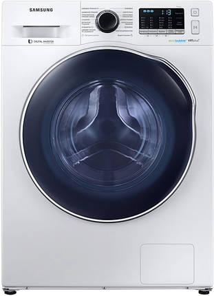 Стиральная машина с сушкой Samsung WD80K52E0AW/UA, фото 2