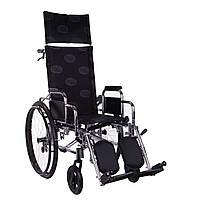 Многофункциональная коляска «RECLINER» хром OSD, фото 1
