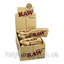 >Фильтры RAW Cone Shaped Tips, 32шт