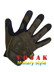 Рукавиці тактичні Mechanix Wear M-Pact Gloves (OLIVE)