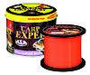 Леска Energofish Carp Expert UV Fluo Orange 1000 м 0.30 мм 12.5 кг