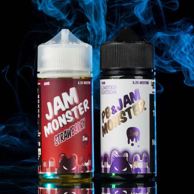 Премиум-жидкости Jam Monster