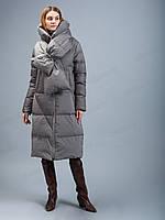 Коллекция зима 2020, зимний пуховик одеяло пальто сlasna cw19d9433cw