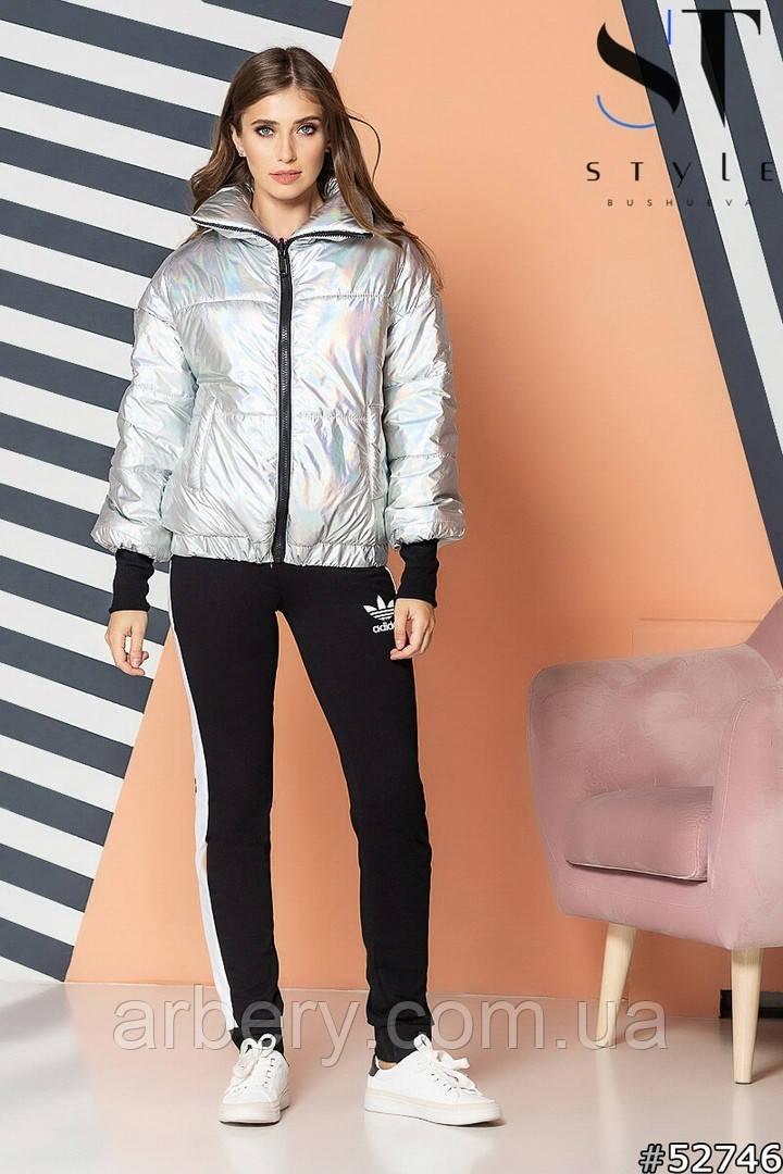 Женская зимняя куртка Hologram