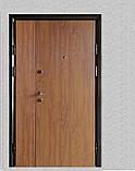 Двери входные метал в пленке БЕСПЛАТНАЯ ДОСТАВКА, фото 5