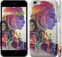 "Чехол на iPhone 6 Game of thrones art ""2841c-45"""