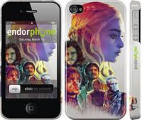 """Чехол на iPhone 4s Game of thrones art """"2841c-12"""""""