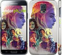 "Чехол на Samsung Galaxy S5 g900h Game of thrones art ""2841c-24"""