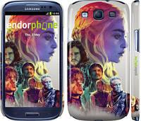 "Чехол на Samsung Galaxy S3 i9300 Game of thrones art ""2841c-11"""