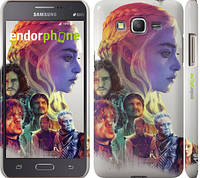"Чехол на Samsung Galaxy Grand Prime G530H Game of thrones art ""2841c-74"""