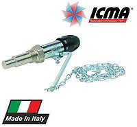 Icma, код 90147AE06, арт.147, Регулятор тяги для твердотопливного котла