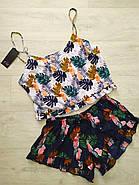Пижама для сна с тропическим рисунком, фото 2