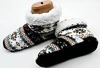 Теплые тапочки на зиму AM 806