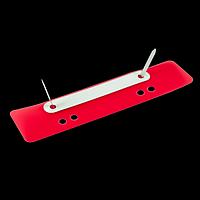 Мінішвидкозшивач (25 шт.), червоний