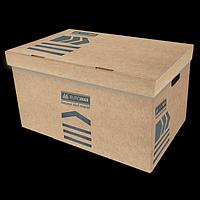 Короб для архівних боксів, JOBMAX, крафт