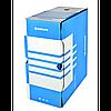 Бокс для архівації документів,155 мм, DONAU, синій