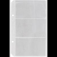 Файл для 6 візиток з 2 отворами, фото 1
