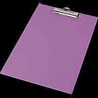 Кліпборд Panta Plast, А4, PVC, фіолетовий