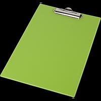 Кліпборд Panta Plast, А4, PVC, салатовий
