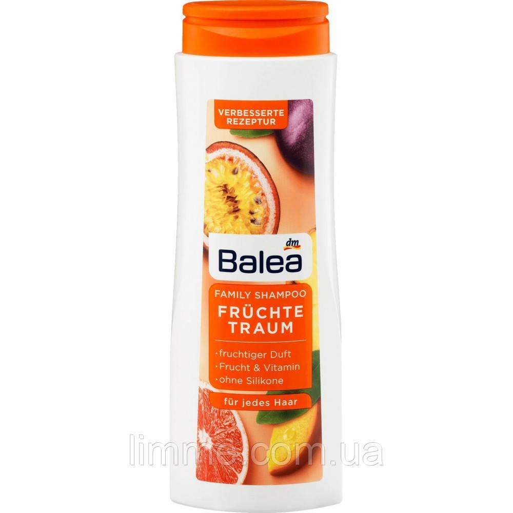 Сімейний шампунь з фруктовим ароматом Balea Family Früchte Traum 500 мл
