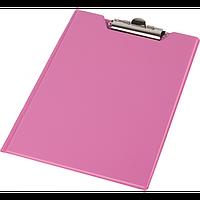 Кліпборд-папка Panta Plast, А5, PVC, рожевий