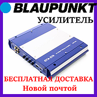 Звуковой автомобильный усилитель BLAUPUNKT GTA-270