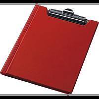 Кліпборд-папка Panta Plast, А4, PVC, червоний