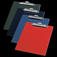 Кліпборд Panta Plast, А4, PVC, темно-синій