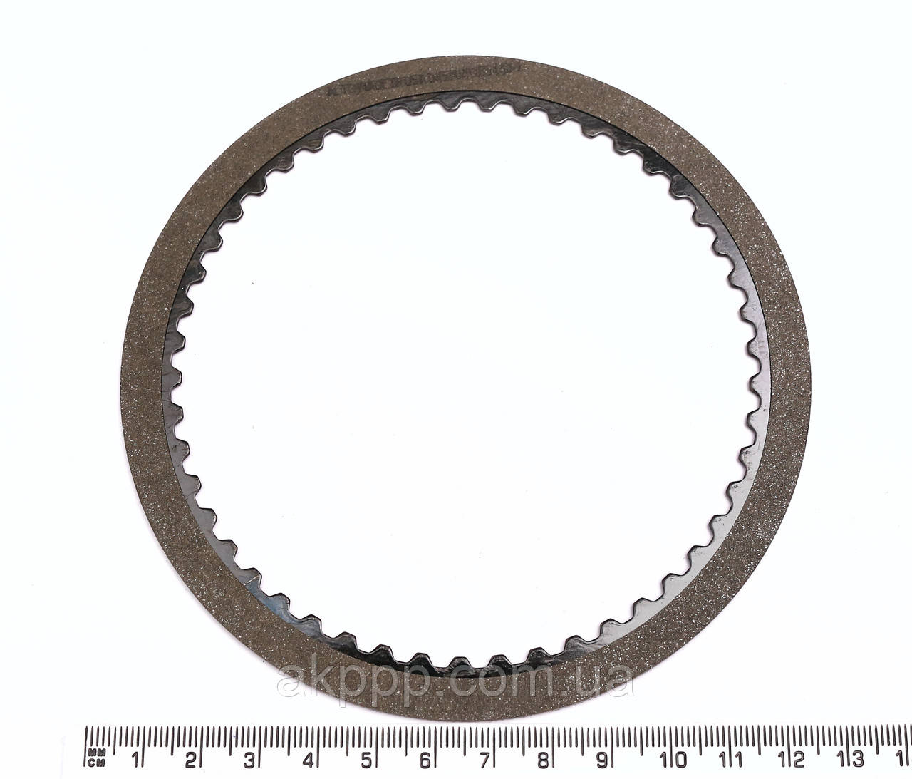 Фрикціон диск зчеплення акпп A404, A413, A470, A670
