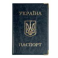 Обкладинка для паспорта, вініл