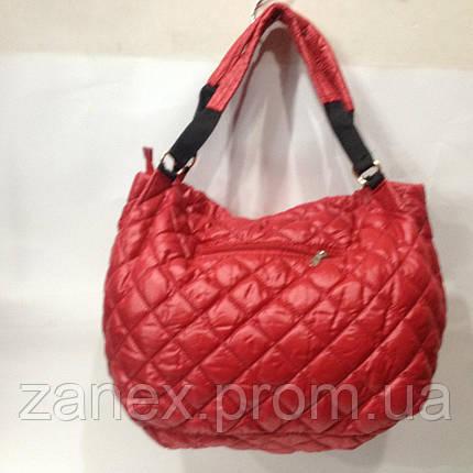 Женская сумка стеганая (красная) Prada, фото 2