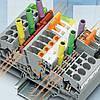 Маркировка клемм, проводов и оборудования