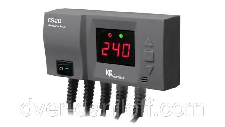 Контроллер горения KG Elektronik CS-20, фото 2