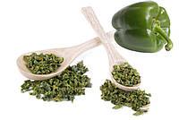 Паприка зелёная резаная