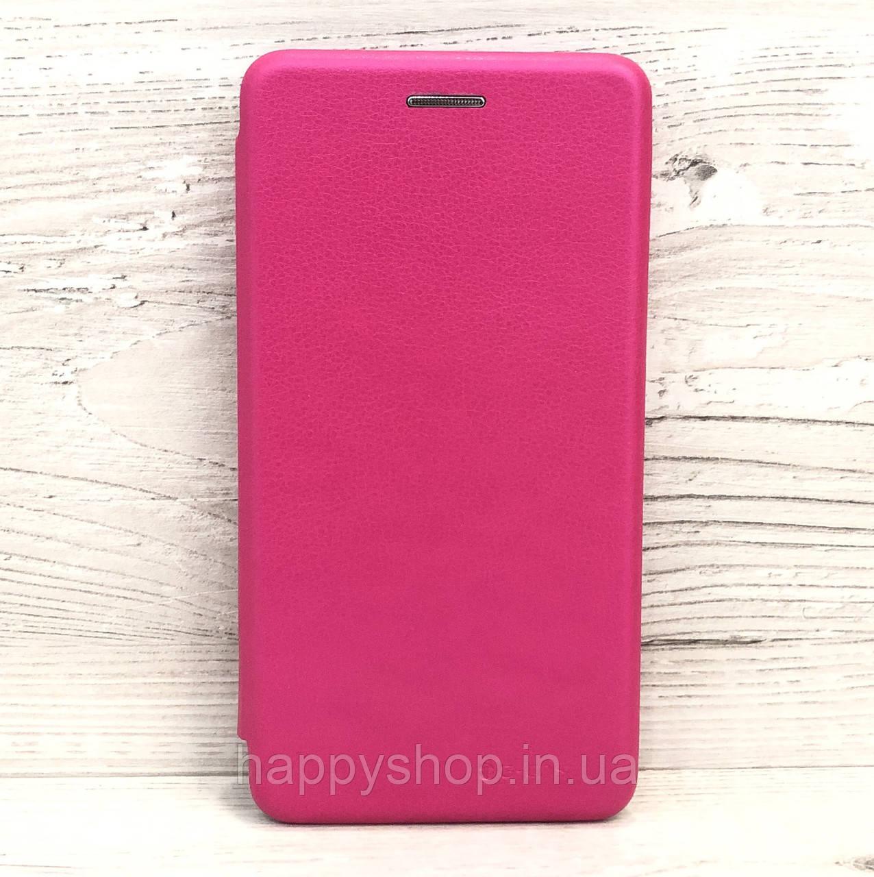 Чехол-книжка G-Case для Samsung Galaxy A8 Plus 2018 (A730) Розовый