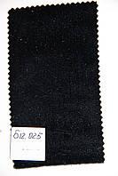 Бархат на шелке № Б 12.025, Оттенки синего, воронье крыло.
