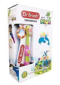 Дитяча зубна щітка Dr. Brush Kids