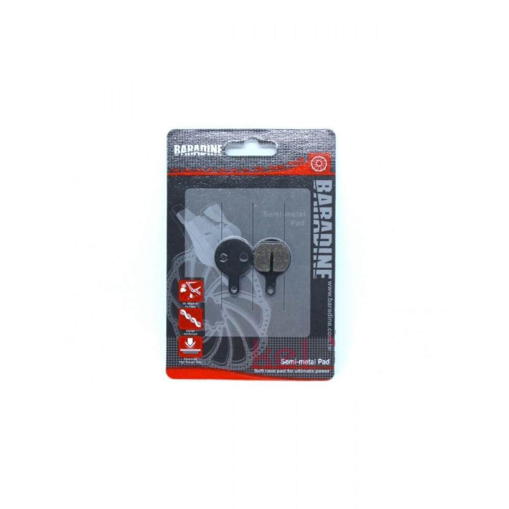 Колодки під дискове гальмо Baradine DS-46+SP-46. Tektro IOX / LYRA і Novela > 2010