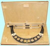 Мікрометр важільний МРІ 500-600 КИ СРСР