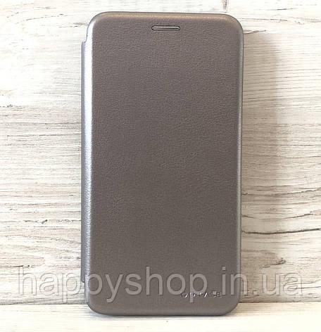 Чехол-книжка G-Case для Samsung Galaxy A8 Plus 2018 (A730) Серый, фото 2