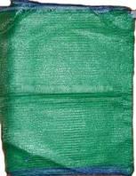 Мешок сетка 40 кг зелёный (100 шт)