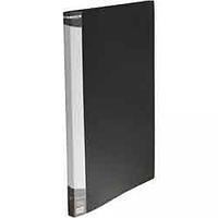 Папка пластикова з 20 файлами А3, PROFESSIONAL, чорний