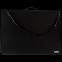 Папка-портфель PROFESSIONAL з 9 кільцями, A1, чорний