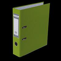 Реєстратор односторонній А4 JOBMAX, ширина торца 70мм, світло-зелений